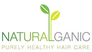 The logo for Naturalganic