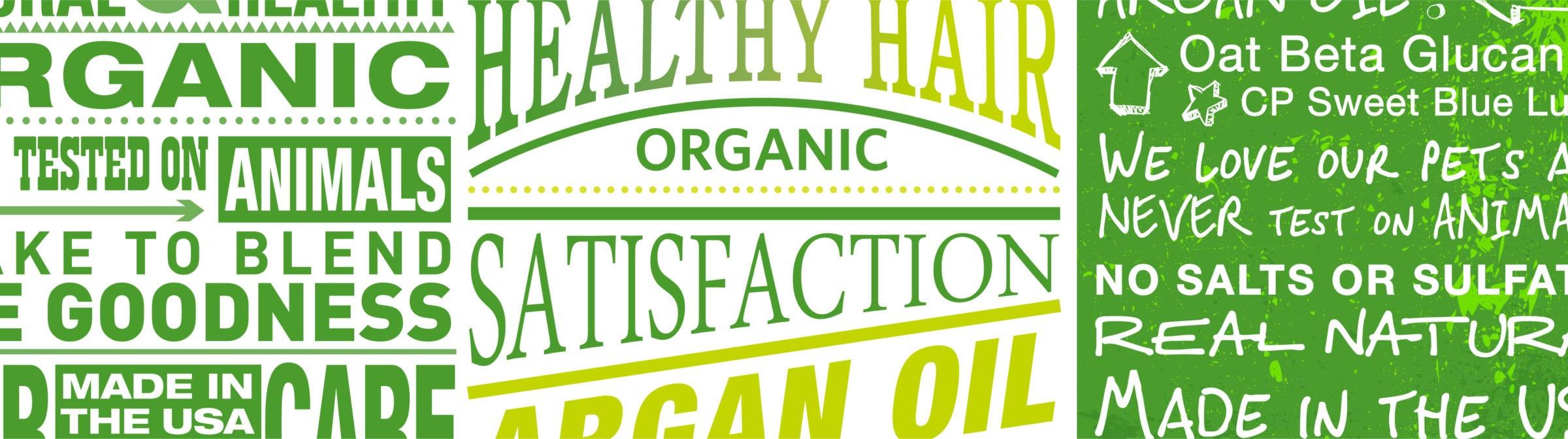 Naturalganic branding