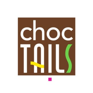 Choctails logo, designed by Canyon Creative