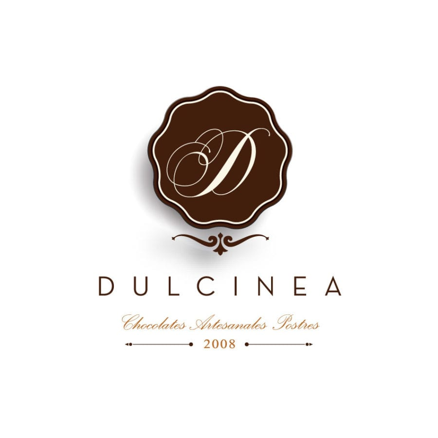 Dulcinea logo, designed by Canyon Creative