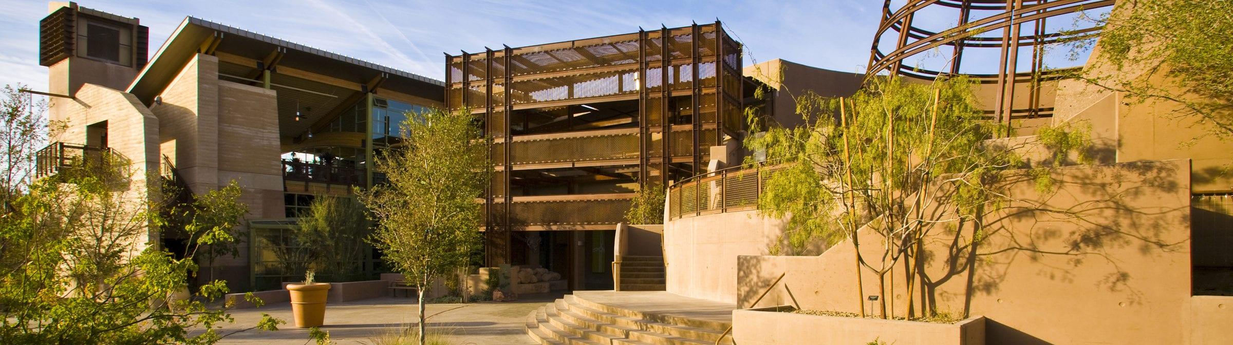 LGA Architecture designed building