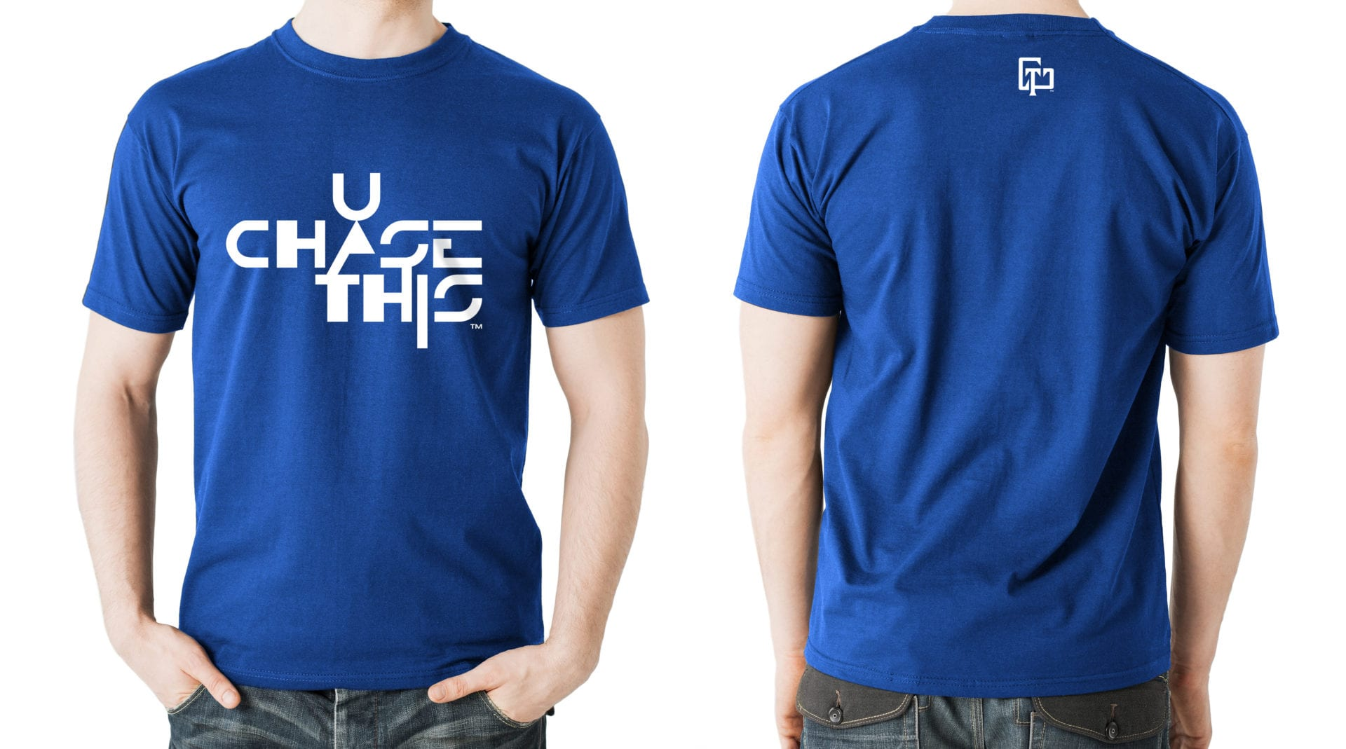 Another t-shirt design in blue