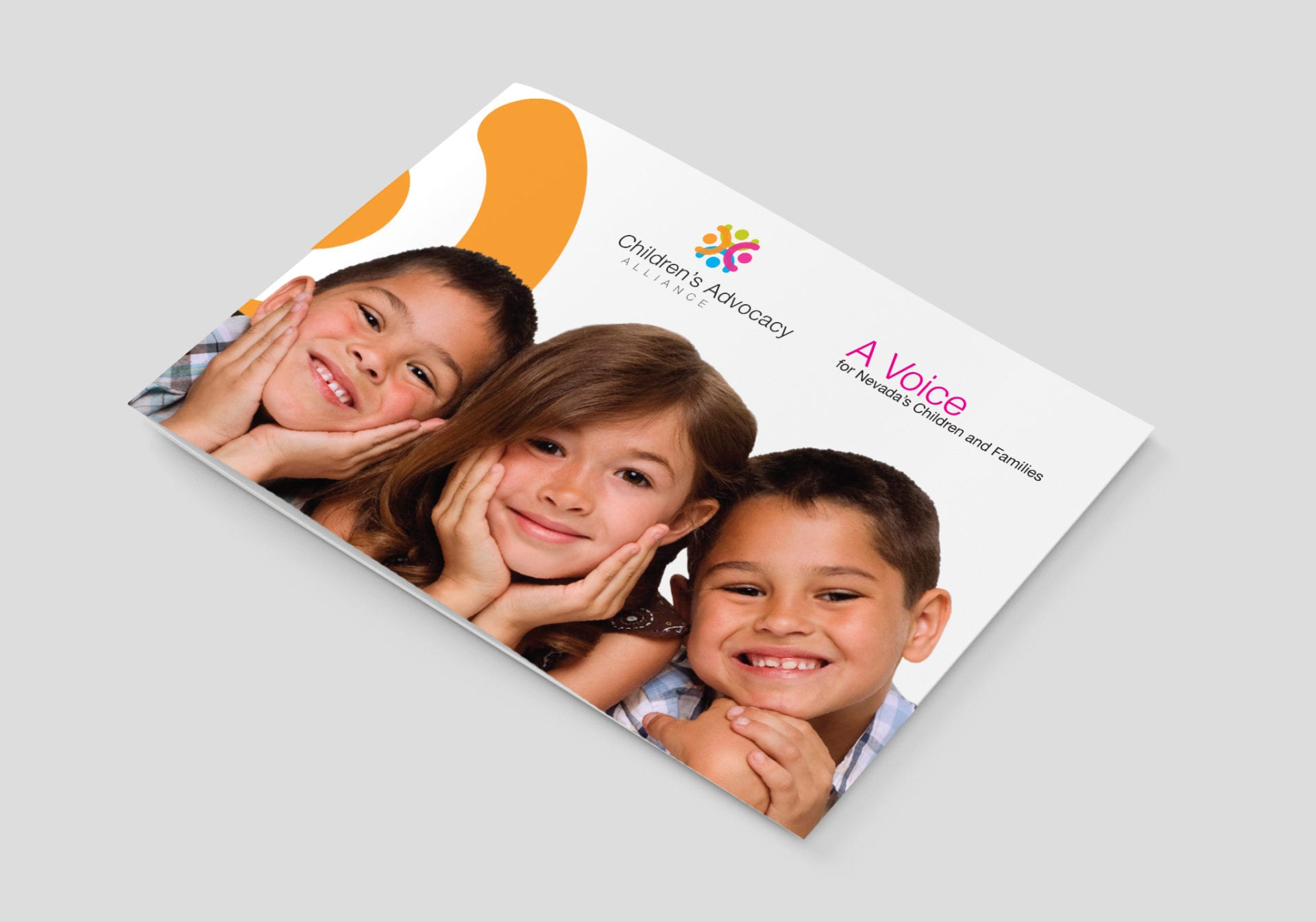 Children's Advocacy Alliance brochure