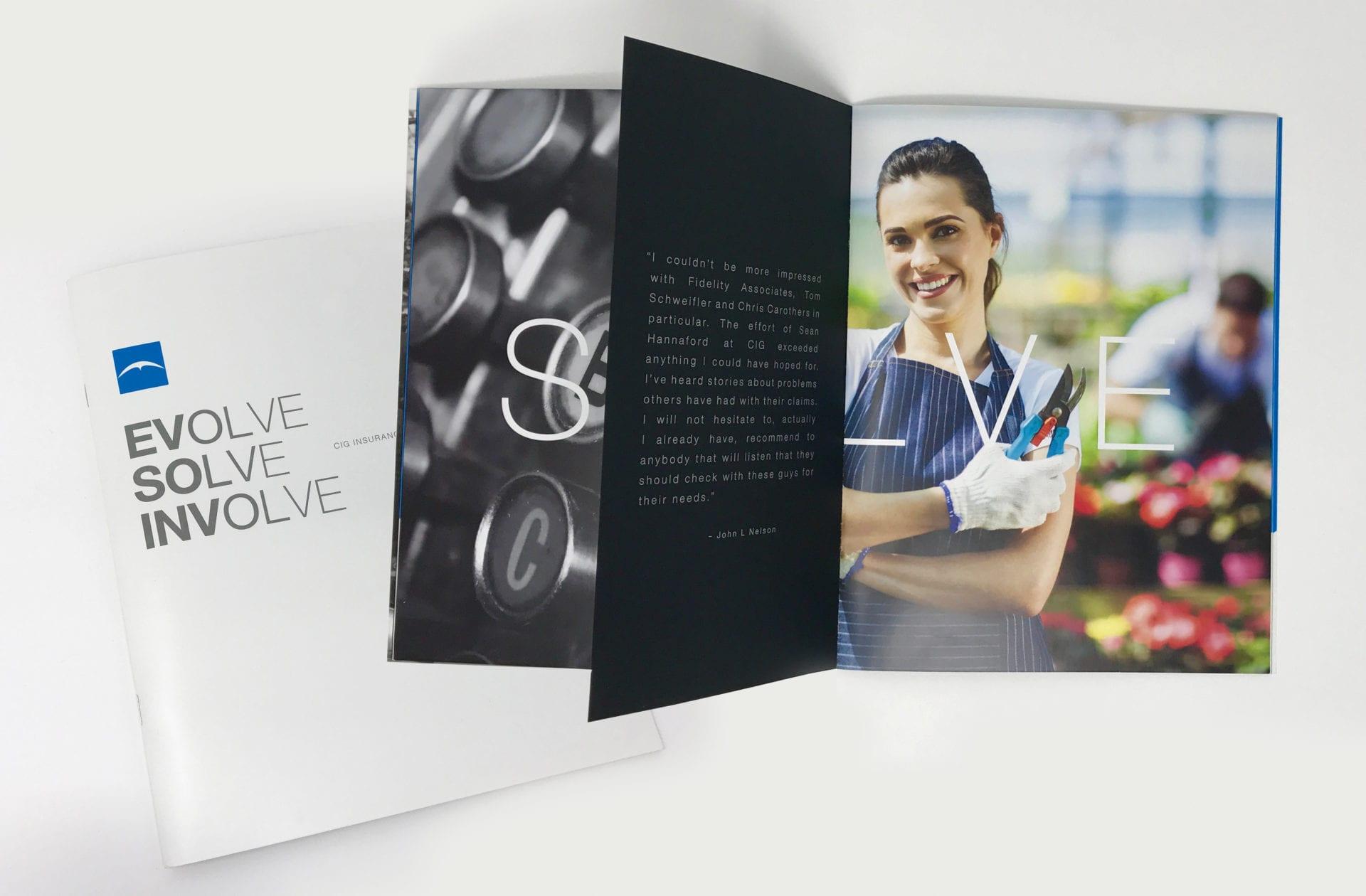 CIG Insurance brochure