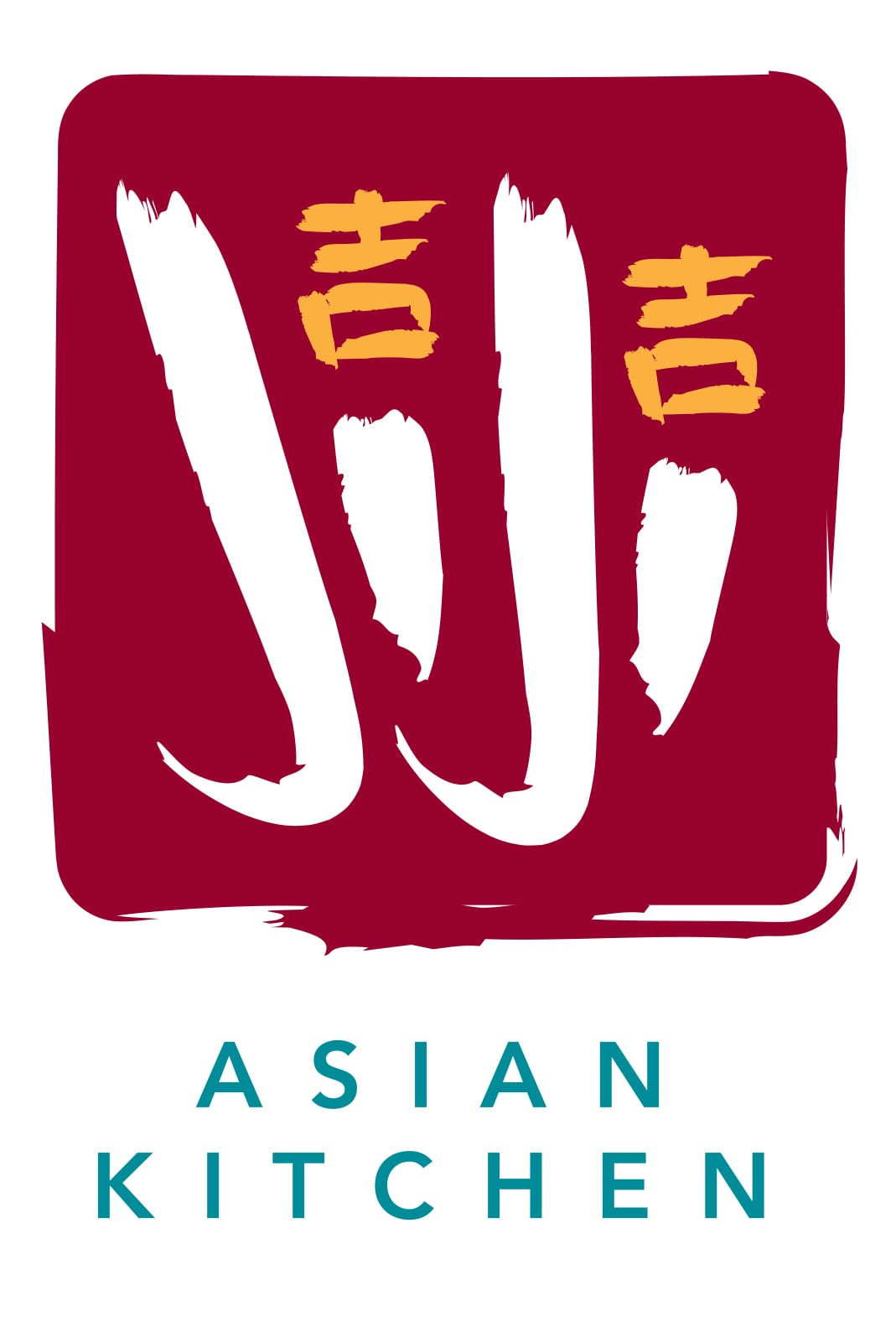 Asian Kitchen logo, Carnival Cruise Line branding created by Canyon Creative