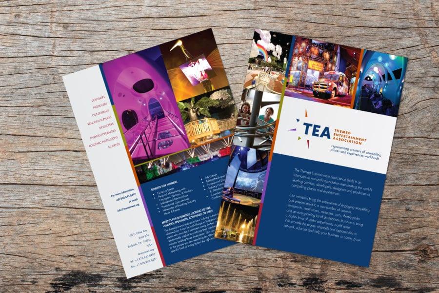 Themed Entertainment Association promotional documents